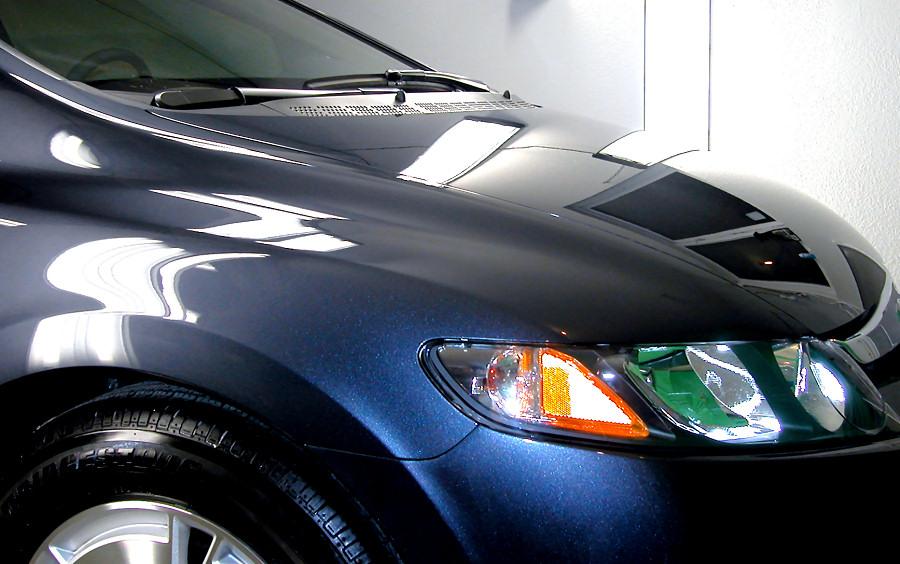 Glossy Car Wet Sanding Paint Polishing Color Sanding